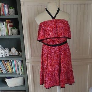 NWT JONATHAN  MARTIN RED DRESS 1X